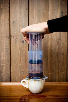Collection of #aeropress recipes