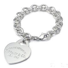 Tiffany & co Bracelets Return to Tiffany big heart tag