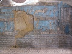 Temple of Hathor, Dendera, Egypt 2011