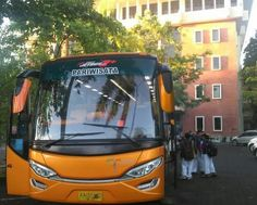 Sewa Bus Jogja - Prapanca Transport