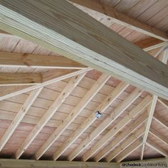How To Expose Rafters And Still Provide Insulation In 2019