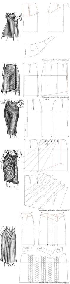 Юбки и брюки)))