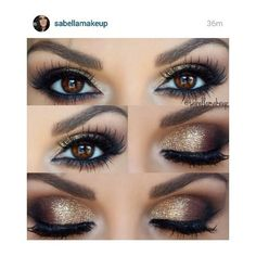 Makeup and Beauty @sabellamakeup @anastasiabeverly...Instagram photo |... ❤ liked on Polyvore featuring beauty products