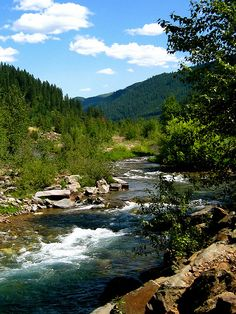 Coeur D'alene - I love my Idaho! I miss it!