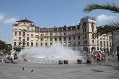 Karlsplatz am #Stachus #München #Bayern