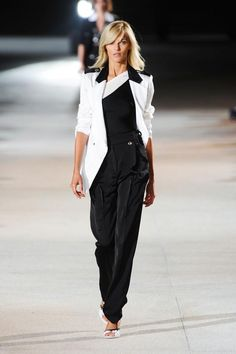 Fashion trend for Spring (Androgyny)