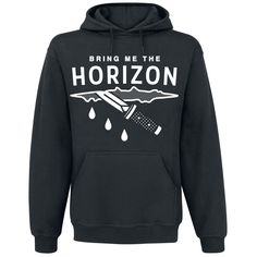 Wound - Hooded sweater by Bring Me The Horizon