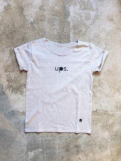 T-Shirts & Sweatshirts - gshirt (ups) - ein Designerstück von gegoART bei DaWanda