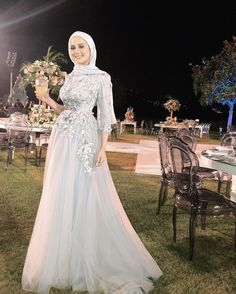 Hijab Evening Dress, Hijab Dress Party, Hijab Wedding Dresses, Hijab Outfit, Evening Dresses, Prom Dresses, Bridesmaid Gowns, Wedding Outfits, Wedding Bridesmaids