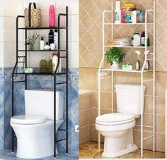 Iron Shelves toilet bathroom shelf bathroom toilet washing