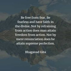 65 Famous quotes and sayings by Bhagavad Gita. Here are the best Bhagavad Gita quotes and sayings for you to read that will change, and posi. Hindu Quotes, Krishna Quotes, Spiritual Quotes, Swag Quotes, Home Quotes And Sayings, Good Life Quotes, Revelations Quotes, Cosmic Quotes, Quitting Quotes
