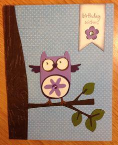 Regan's birthday card