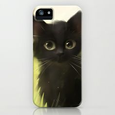 Savage Cat iPhone & iPod Case by Rihards Donskis - $35.00; Protect your iPhone with a one-piece, impact resistant, flexible plastic hard case featuring an extremely slim profile. Simply snap the case onto your iPhone for solid protection and direct access to all device features