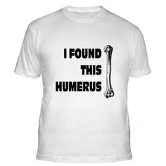 Humerus Fitted T-Shirt