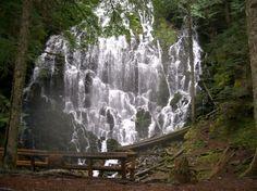 Ramona Falls, Mt. Hood, OR