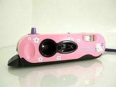 Hello Kitty Polaroid I-Zone Instant Film Camera Sanrio Novelty Toy  - SOLD - Other items up for sale here! http://www.ebay.com/sch/pealfaro/m.html?_nkw=&_armrs=1&_from=&_ipg=&_trksid=p3686