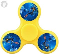 Subnautica New Style Cool Tri-Hands Fidget Spinner Toy, Stress Reducer Relieve Anxiety and Camo, Fashion Design and Images - Fidget spinner (*Amazon Partner-Link)
