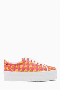 JC Play by Jeffrey Campbell Zomg Platform Sneaker - Yin Yang Platform Sneakers, Shoes Sneakers, Cheap Heels, Dream Shoes, Women's Summer Fashion, Shoe Sale, Shoe Brands, Shoes Online, Ankle Booties