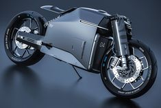 Samurai Carbon Fiber Motorcycle | HiConsumption