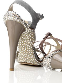 Married to Couture #Bling #shoes #fashion