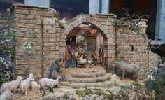 1 million+ Stunning Free Images to Use Anywhere Nativity Scene Sets, Christmas Nativity Scene, Christmas Villages, Christmas Carol, Nativity Scenes, Christmas Crib Ideas, Christmas Decorations, Free To Use Images, Miniature Rooms