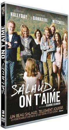 Johnny Hallyday : Salaud, on t'aime  DVD  NEUF
