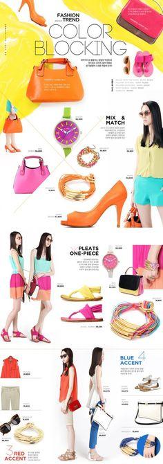 Fashion Trend HTML email marketing design
