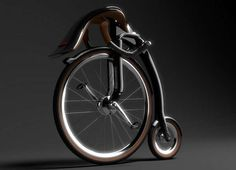 Chainless Bicycles - Nulla Minimalist Bike (GALLERY)