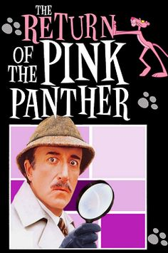 Ver The Return of the Pink Panther peliculas online español HD# Agatha Christie, Rosa Panther, Hd Movies Online, Star Wars, Pink Panthers, Cartoon Tv, Lectures, Illustrations, Streaming Movies