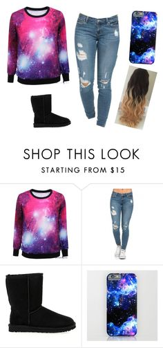 """Saturday outfit"" by queennaomi18 on Polyvore featuring UGG Australia"