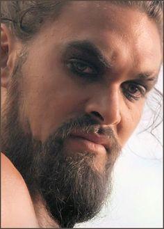 Khal Drogo | Game of Thrones,,i kinda crushed on him a little. Lolz