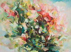 YangYang Pan | 潘阳阳 - Recent Paintings