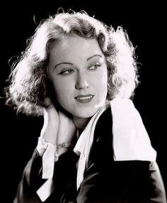 Fay Wray (1907-2004)  // by  Unknown Artist