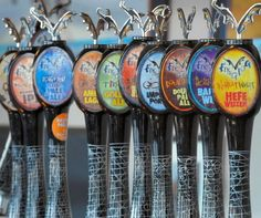 Flying Dog is one of the great local Frederick beers that are stocked at The  Frederick Basket Company