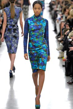 Erdem Fall 2012 Ready-to-Wear