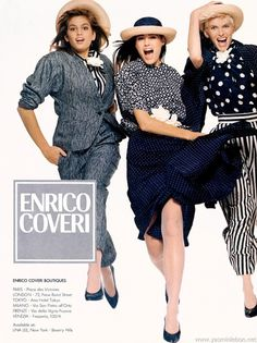 1987 Enrico Coveri.... I would still wear this......