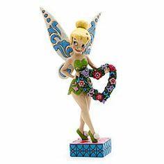 Jim Shore Disney Traditions - Alles Liebe und Gute Tinkerbell Figur