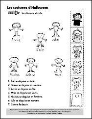 Halloween Core French, French Class, Autumn Activities, Learning Activities, Theme Halloween, French Immersion, Teaching French, France, Learn French