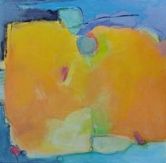 "Saatchi Art Artist Dorothy Gaziano; Painting, ""Naked Orange"" #art"