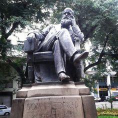 Square Dom Pedro II Petrópolis/RJ-Brazil