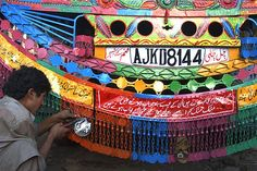 PAKISTANI TRUCK ART - Google Search