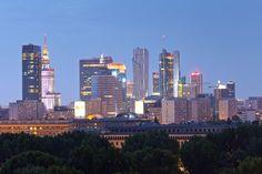 varsavia skyline - Szukaj w Google