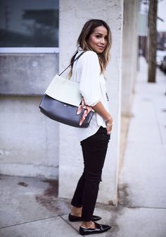 Bag Lover. http://www.trendlee.com/search?q=celine+in-stock&type=product http://shopsincerelyjules.com/collections/bottoms/products/wanderer-skinny-jeans http://rstyle.me/n/bg2n82bipe