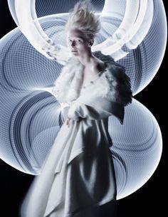 Sølve Sundsbø —Tilda Swinton — W Magazine