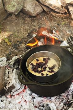 A campfire cooking primer; just in case we ever finally go camping :P Camping Info, Camping Glamping, Camping Meals, Camping Hacks, Camping Recipes, Camping Cooking, Camping Stuff, Dutch Oven Cooking, Fire Cooking