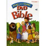 Read and Share DVD Bible, Vol. 1 (DVD)By Thomas Nelson