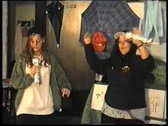 Chiro Meisjes Overpelt op Bivak in Beverlo 1997 Deel 3