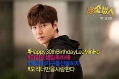 2016 June 22 | #Birthday | 30th | #ActorLeeMinHo | #LeeMinHo  (Source: IG: pinchocolee | 16 June 2016 (Thursday) | [https://www.instagram.com/p/BGtjP2MmiWk/?taken-by=pinchocolee] | THIS Post: 16 June 2016 (Thursday)