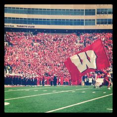 Start of second half vs. University Of Wisconsin Football, Wisconsin Badgers, Dolores Park, Photo And Video, Travel, Viajes, Destinations, Traveling, Trips