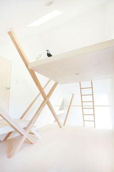 House H by Hiroyuki Shinozaki Architects In Matsudo, Chiba, Tokyo | Yatzer